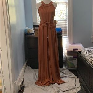 Beautiful Banana Republic maxi dress